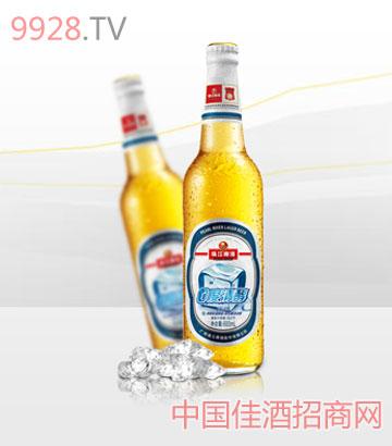 珠江零度啤酒