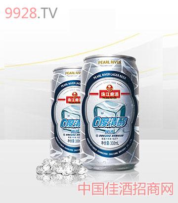 珠江零度(罐装) 啤酒