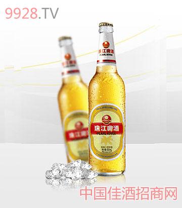 珠江特制小麦啤酒