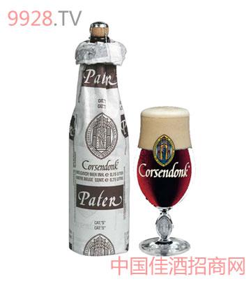 棕啤酒750