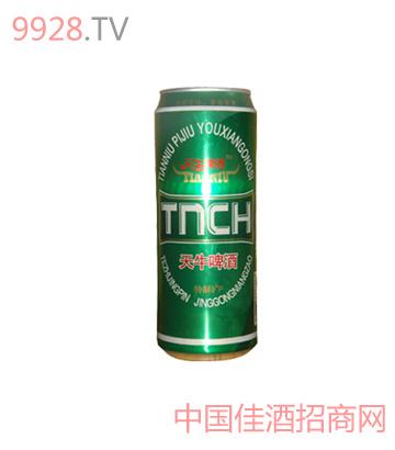 天牛500ML易拉罐啤酒