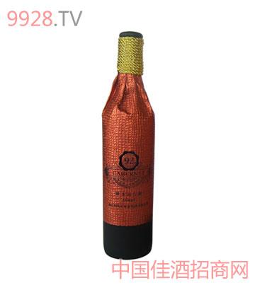 92橡木桶窖藏干红葡萄酒