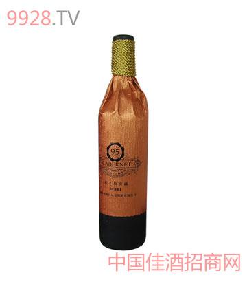95橡木桶窖藏干红葡萄酒