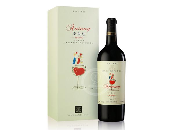 仪尔乡都安东尼橡木珍藏干红葡萄酒