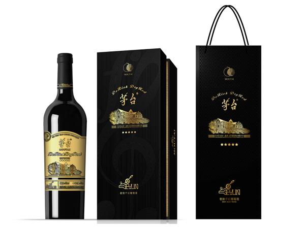 茅台歌韵干红葡萄酒·五星