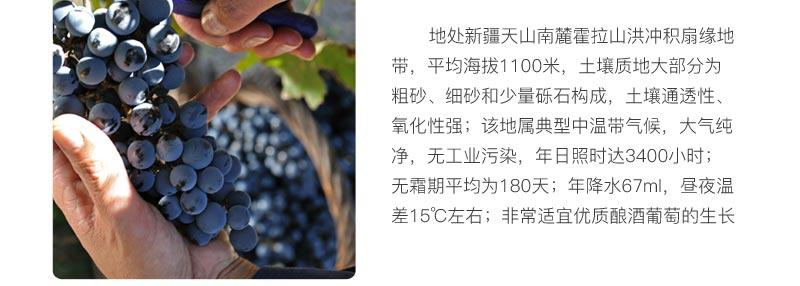 乡都葡萄酒得天独厚的自然优势
