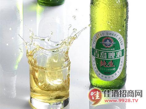 烟台:首次推出青岛啤酒零度新品