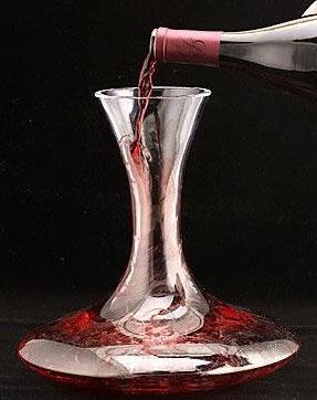 葡萄酒的醒酒